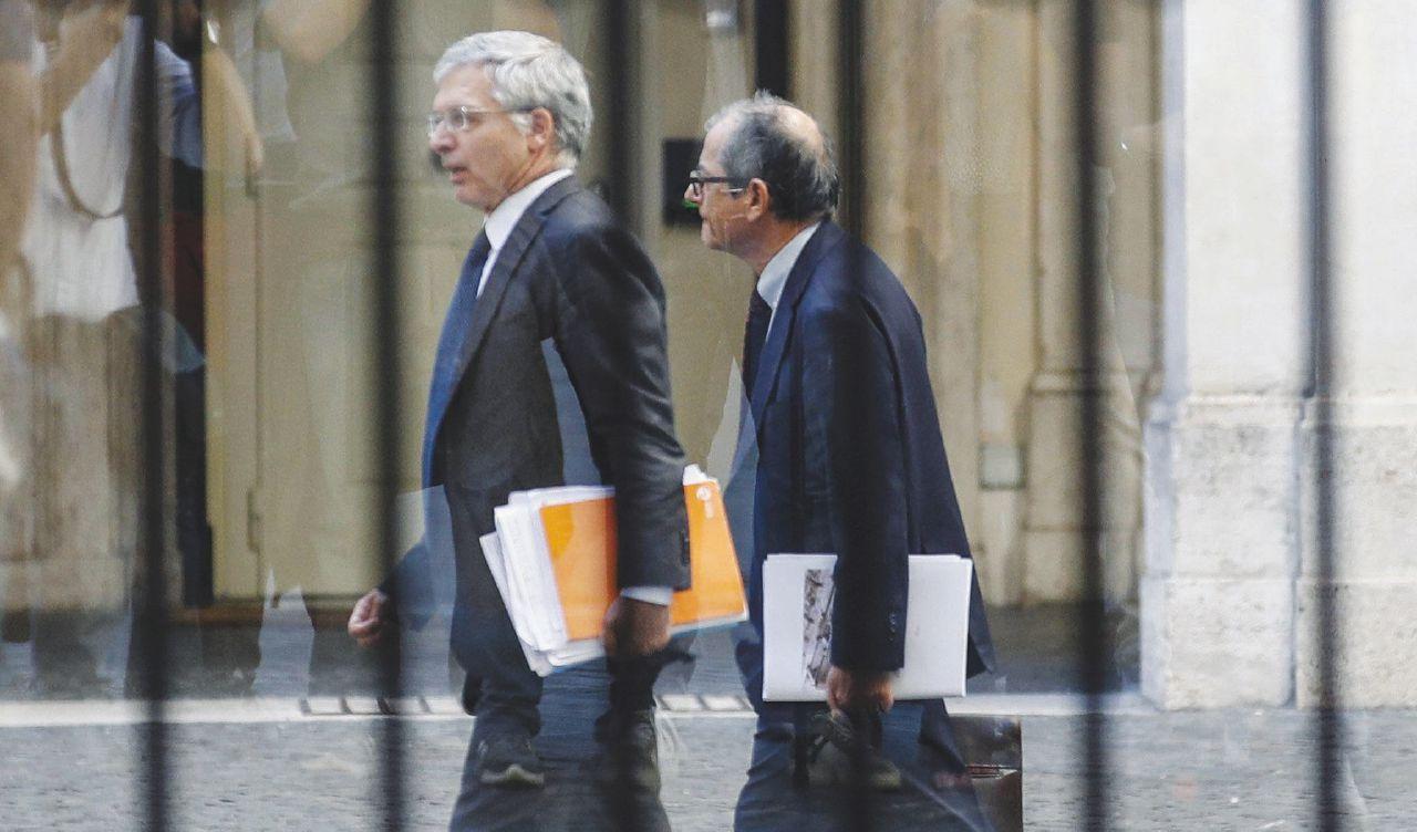 Sul Fatto del 29 settembre: Manovra – Non rispetterà i paletti del fiscal compact. Crolla la Borsa