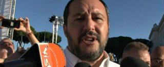 """Manovra, Salvini: """"Me ne frego di Bruxelles. Mattarella? Stia tranquillo, lo facciamo per gli italiani"""""""