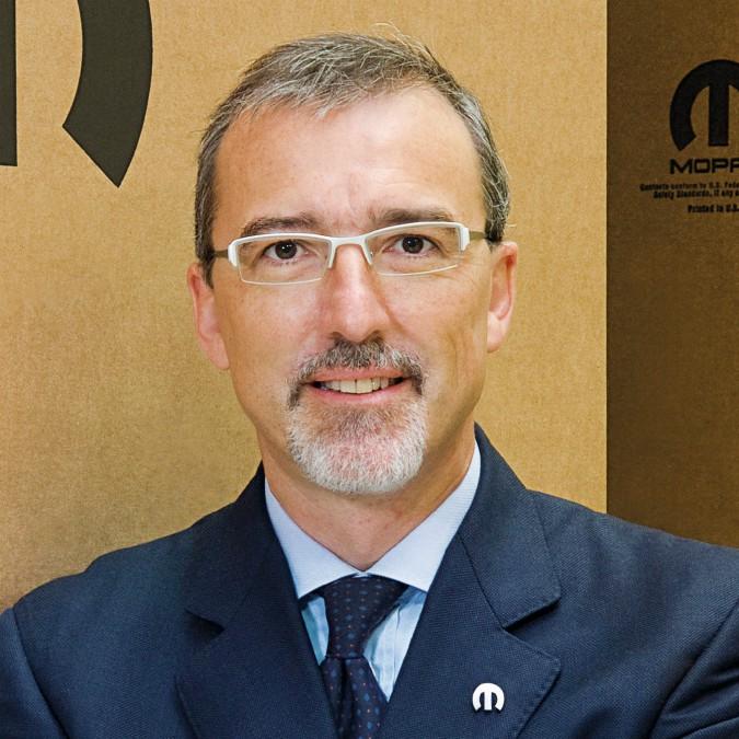 Fca, Pietro Gorlier è il nuovo responsabile dell'area EMEA