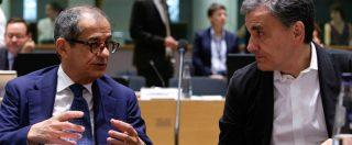 Spread in salita: Moscovici, Tria,e Dombrovskis fanno accelerare la corsa dei titoli di Stato