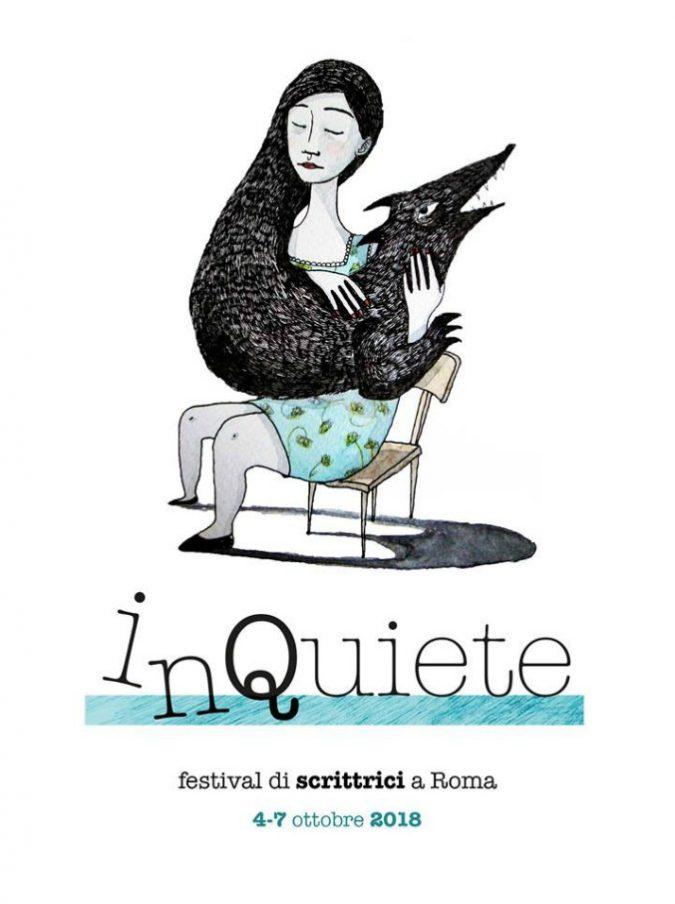 InQuiete, torna il festival letterario al femminile. Al via a Roma dal 4 al 7 ottobre