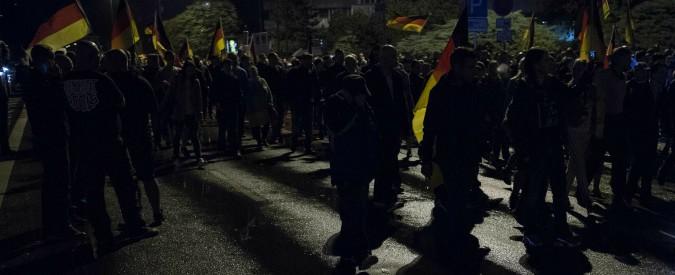 """Germania, il progetto nero dei neonazi di """"Rivoluzione Chemnitz"""": colpire politici, giornalisti e sovvertire la democrazia"""