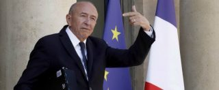 Francia, lascia il ministro dell'Interno Collomb: tensione durante il passaggio di consegne con il premier Philippe