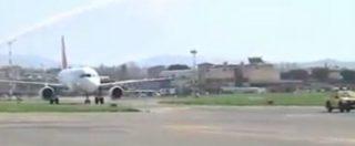 """Aeroporto Firenze, """"no ad ampliamento"""". La Lega inverte la rotta: la Ceccardi """"si prende"""" il partito e rinsalda patto col M5s"""