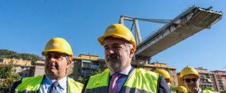 """Ponte Morandi, il sindaco di Genova Bucci sarà il commissario alla ricostruzione: """"Autostrade fuori, è scritto nel decreto"""""""