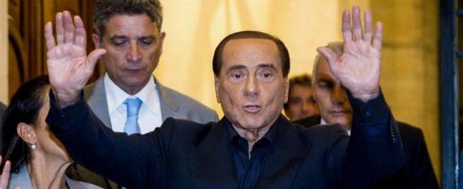Silvio Berlusconi torna in campo, inizia l'operazione nostalgia