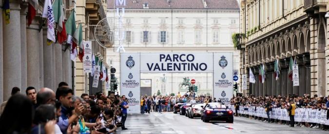 Parco Valentino 2019, dalle storiche alle elettriche (e agli yachts) in cinque giorni