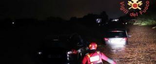 Maltempo Calabria, morti una donna e il figlio di 7 anni a Lamezia. Disperso bimbo di 2. Crolla un ponte nel lametino