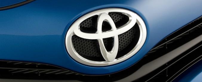 Toyota, maxi-richiamo da 2,4 milioni di vetture ibride