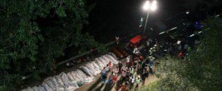 Avellino, strage del bus: pene fino a 12 anni. Assolto ad Autostrade Castellucci, condannati 6 dirigenti Aspi