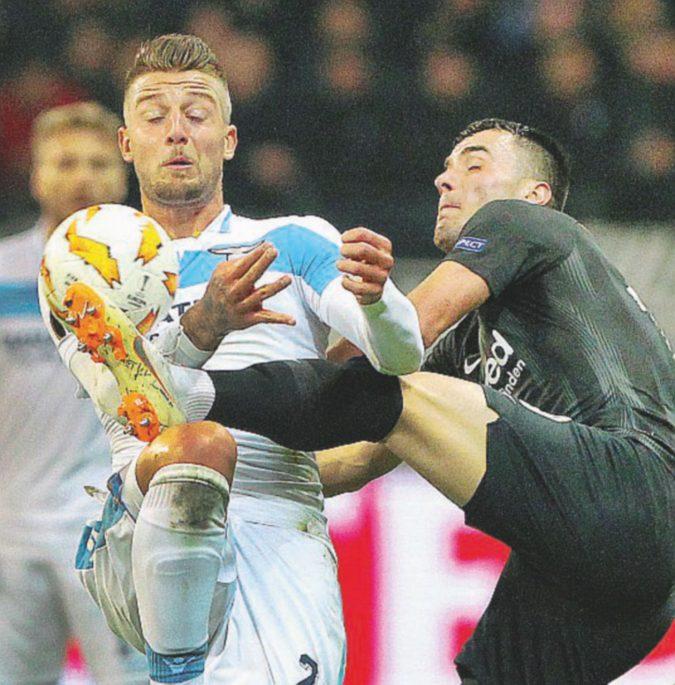 """Per la Lazio una sfida da """"tuffo al cuore"""""""