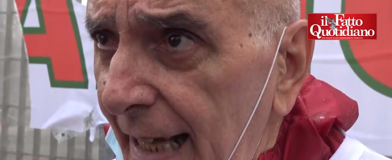"""Roma, centinaia al Salario contro il tmb Ama: """"Basta puzza, impianto va chiuso"""""""