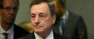 Bce, da gennaio cala la quota di Bankitalia nel capitale. E Draghi potrà comprare meno titoli di Stato italiani