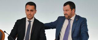 """Def, Salvini: """"Andiamo avanti nonostante spread e Bankitalia"""". Di Maio: """"Manovra atto di coraggio, non torniamo indietro"""""""