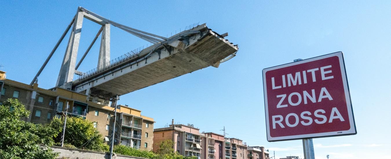 Ponte Morandi, giovedì il rientro temporaneo degli sfollati nelle proprie case: avranno due ore e 50 scatoloni