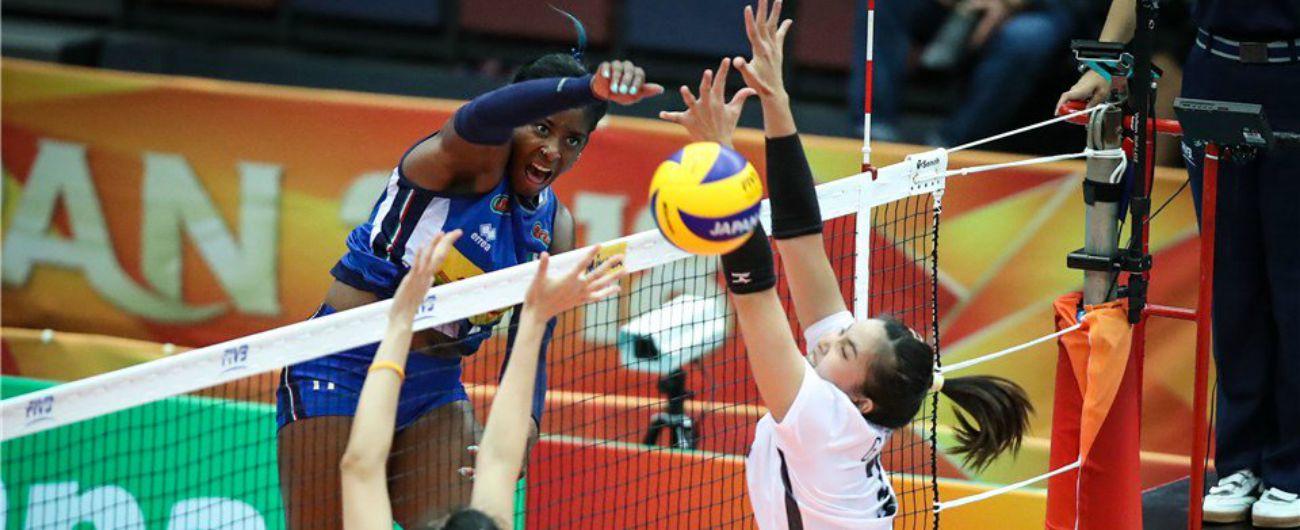 Mondiali volley, l'Italia batte anche la Thailandia. Attesa per il big match contro la Russia