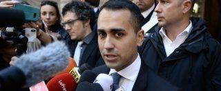 """Manovra, Di Maio: """"Se Bankitalia vuole un governo che non tocca la Fornero, si presenti alle elezioni"""""""