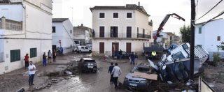"""Maiorca, alluvione nell'Est dell'isola: 10 morti e centinaia di sfollati. Sànchez: """"Devastante"""". Allerta a Ibiza e Formentera"""