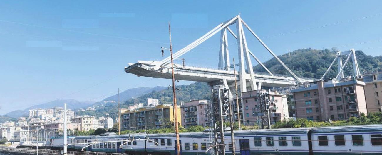 Ponte Morandi, 'la ricostruzione diretta dal Registro navale italiano'. La notizia scompare, non la verità