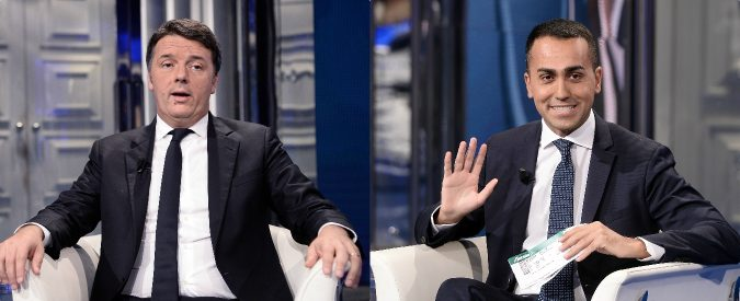 Di Maio è un contapalle come Renzi. Lo 'dice' pure Beppe Grillo