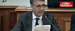 """Morandi, Cantone: """"Perplessità sul decreto Genova. Deroghe al commissario senza precedenti, ma norme incerte"""""""