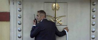 """Turchia, """"giornalista saudita fatto a pezzi con una sega dentro al consolato"""". No a perquisizioni: tensione tra Ankara e Riyad"""