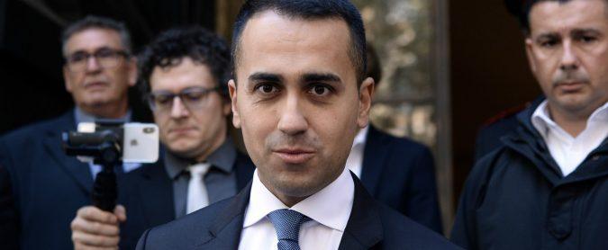 Di Maio accusa Repubblica di fake news, il bue che dice cornuto all'asino