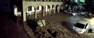 Spagna, piogge torrenziali all'isola Maiorca: morti e sfollati. Strade e piazze invase dall'acqua