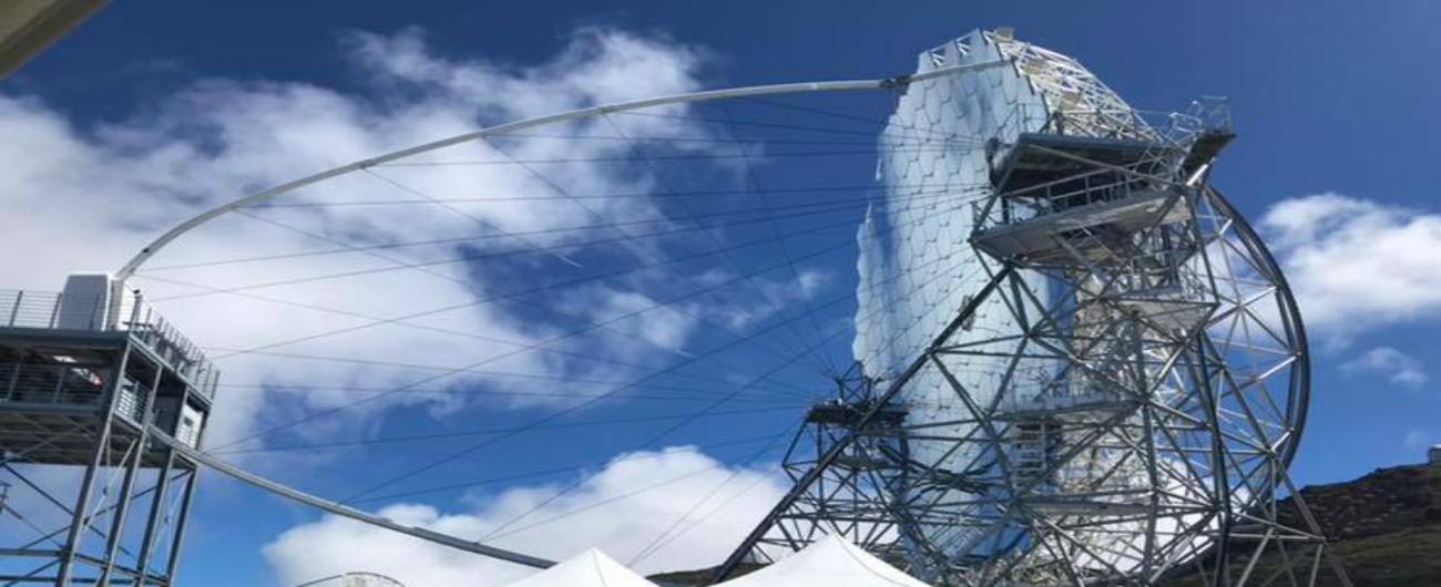 Ecco il più grande telescopio per raggi gamma al mondo: studierà l'universo violento
