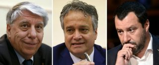 """Cucchi, gli insulti e i dubbi dei politici: da Tonelli a Salvini. Ilaria: """"Si scusino"""". Ministro non lo fa ma la invita al Viminale"""