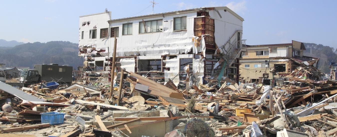 Cercare le persone disperse dopo un terremoto? Una tecnica militare aiuterà a trovarle