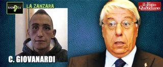 """Stefano Cucchi, Giovanardi: """"Non devo chiedere assolutamente scusa alla famiglia. Perché dovrei?"""""""