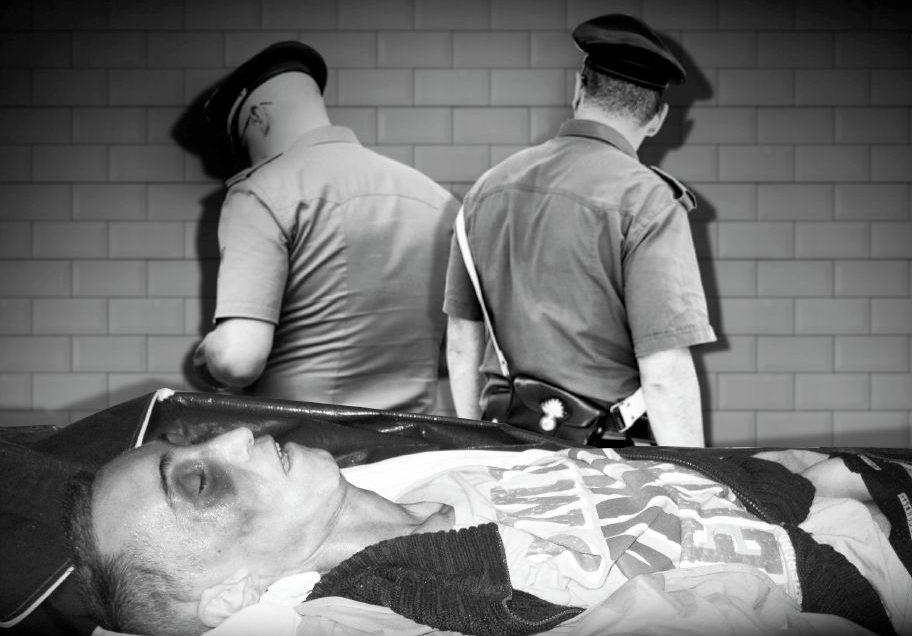 Sul Fatto del 12 ottobre – Cucchi: pestaggio e depistaggio. Tedesco, carabiniere imputato, accusa 2 colleghi