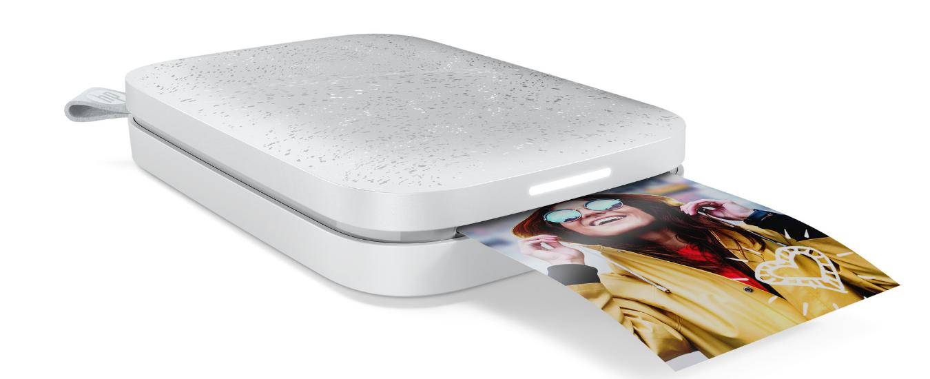 HP Sprocket, la stampante fotografica portatile che funziona con gli smartphone e non ha bisogno dell'inchiostro
