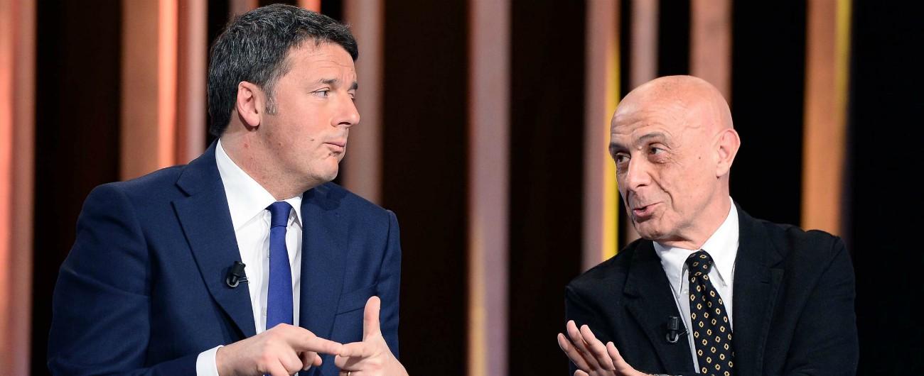 """Pd, Minniti dopo l'appello di 13 sindaci: """"Candidarmi? Sto riflettendo"""". Il renziano Ceccanti: """"Buona notizia per il rilancio"""""""