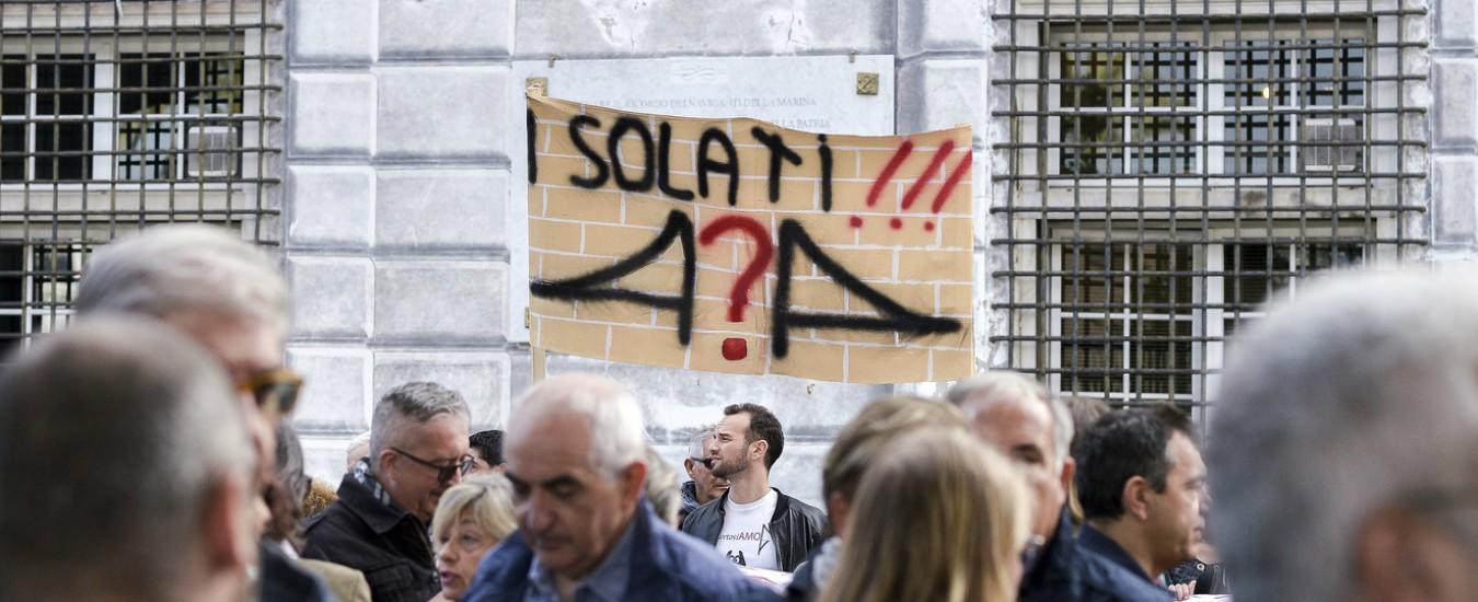 Ponte Morandi, la ricostruzione e il rischio che si trasformi in una farsa
