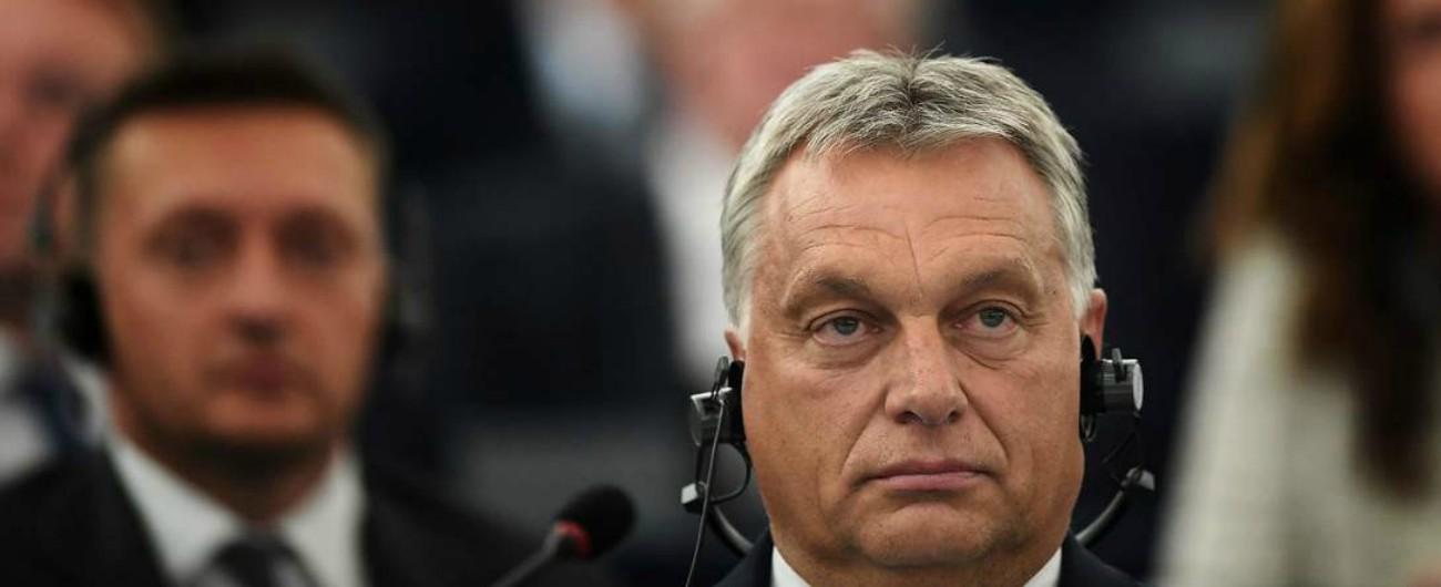 Ue, scontro tra il Ppe e Fidesz di Orban: sette partiti europei chiedono espulsione