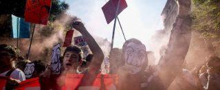 """Scuola, 70mila sfilano contro il governo. Bruciati pupazzi dei due vicepremier. Salvini: """"Schifoso"""". Di Maio: """"Vediamoci"""""""