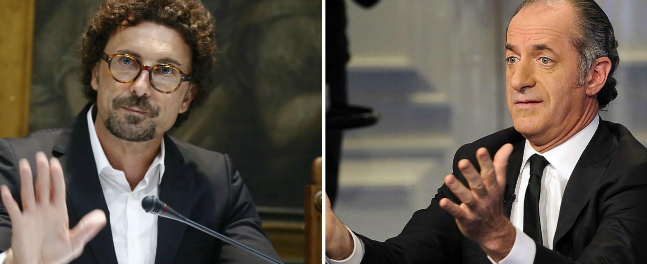 """Pedemontana Veneta, Toninelli smentisce il sì del governo: """"Mai dato avallo"""". Zaia: """"Non può diventare un'agonia"""""""