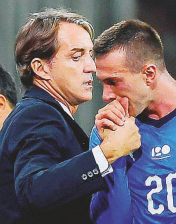 """""""Se la Nazionale retrocede, andrà fatta una riflessione su Mancini"""""""