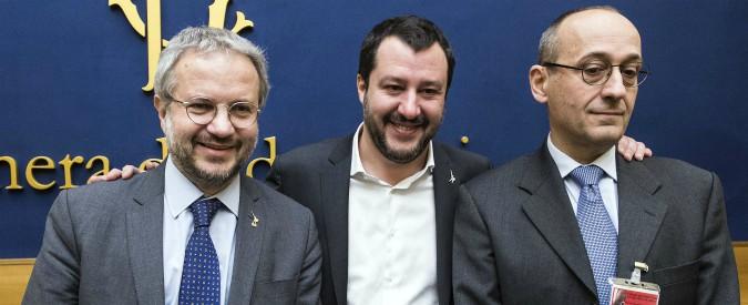 """Manovra, Borghi e Bagnai: """"Meglio le sanzioni che perdere 4% di Pil"""". Conte: """"Lasciateci confrontare con Ue"""""""