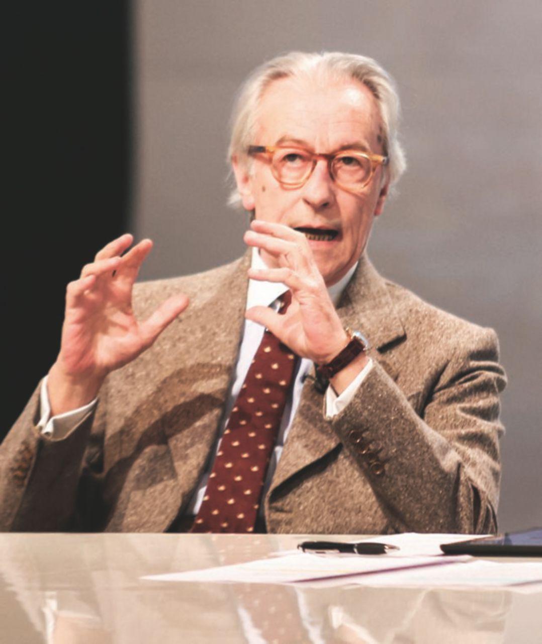 """Feltri, """"Il Borghese"""" di umili origini, da vetrinista a geniale giornalista"""