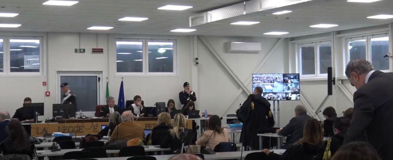 Aemilia, ultima udienza del maxi-processo per 'ndrangheta in Emilia: verso la sentenza per 149 imputati