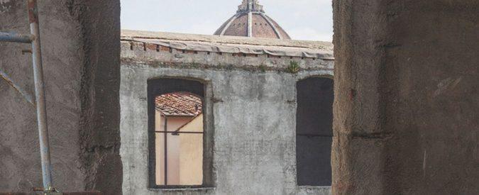 Sant'Orsola abbandonata, ferita nel centro di Firenze