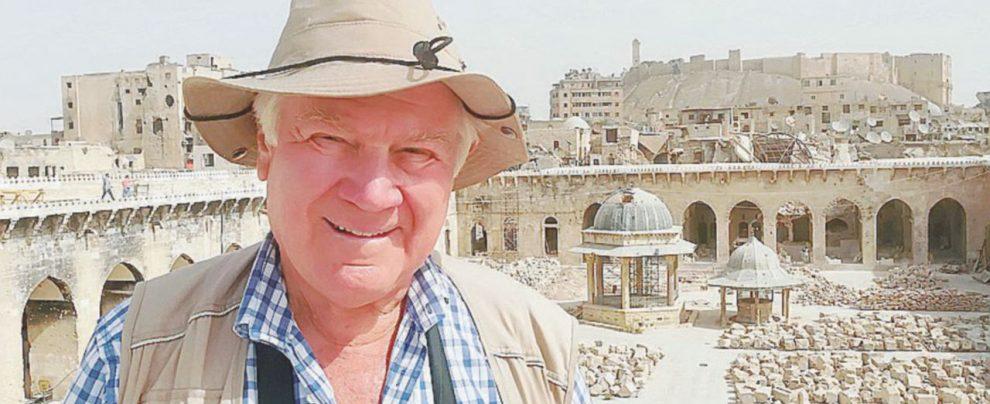 """Un prof italiano per Aleppo. """"Così rinasce il minareto"""""""