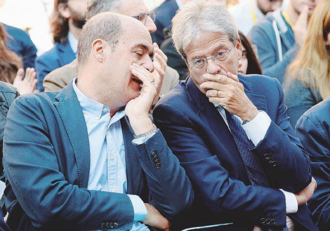 Operazione Tenaglia: i big del Pd tentano di mandare via Renzi