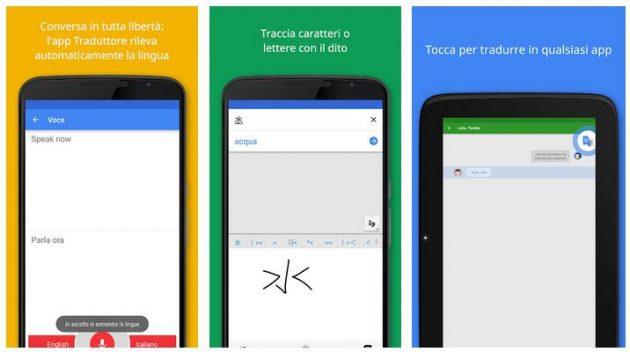 Google traduce 40 lingue con decine di cuffie, basta che sup