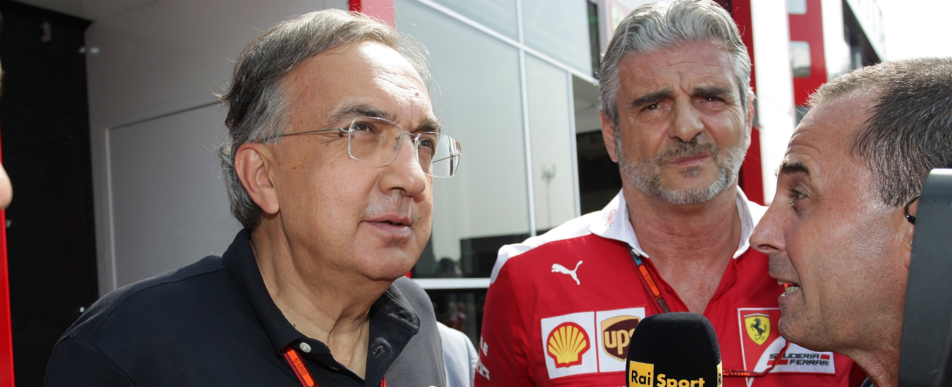 Ferrari: quanto ci manchi, Marchionne