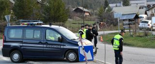 """Claviere, pm indagano su un altro sconfinamento: """"Il 2 agosto controlli della polizia francese su due italiani"""""""