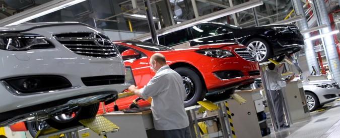Dieselgate, ora tocca ad Opel. Chiesto il richiamo di 100 mila veicoli in Germania